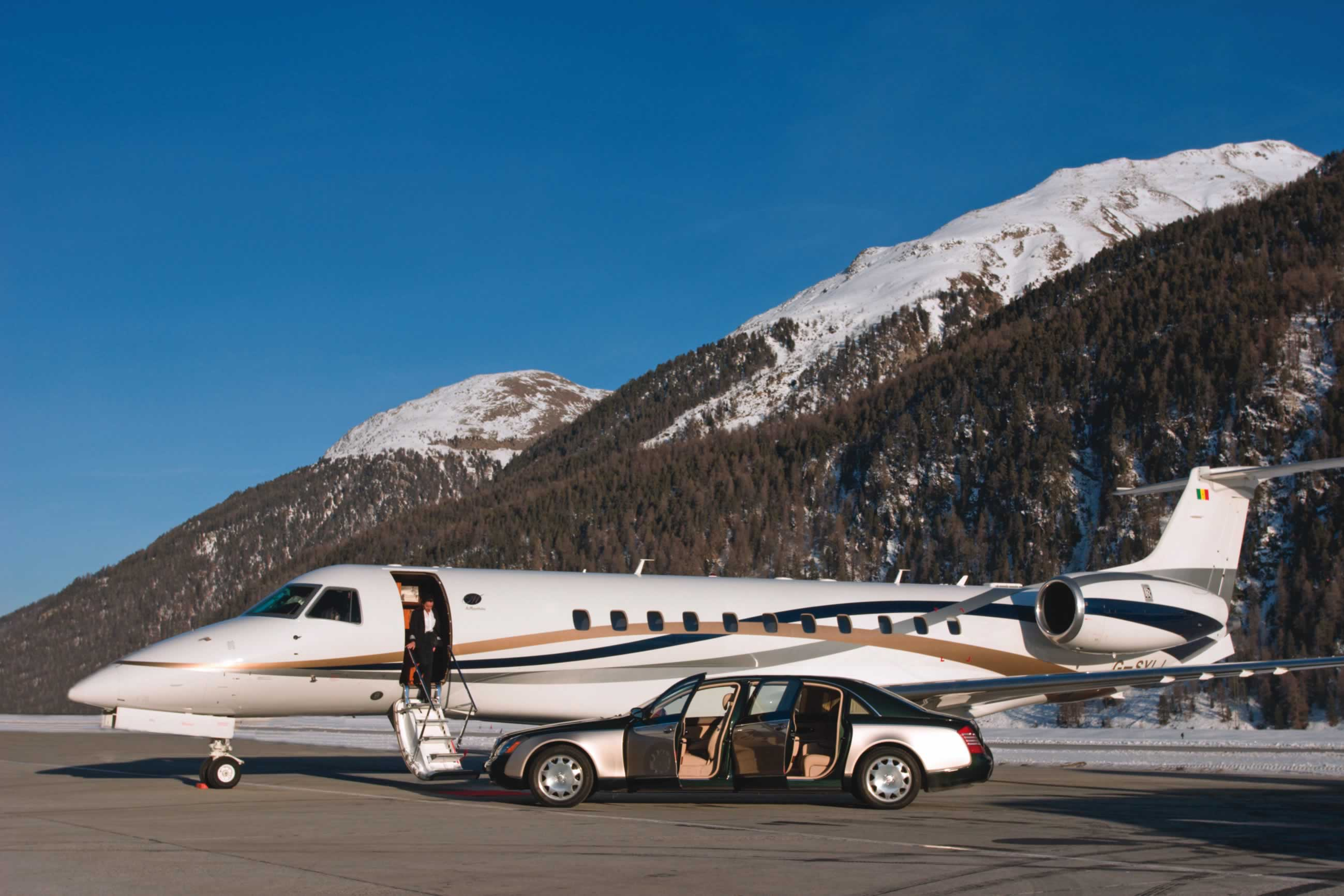 Business Jet Charter  Sports ProEmotion Superior